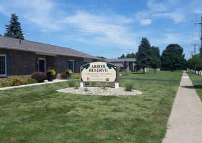 Arbor Reserve Exterior